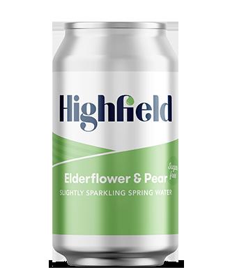Elderflower & Pear