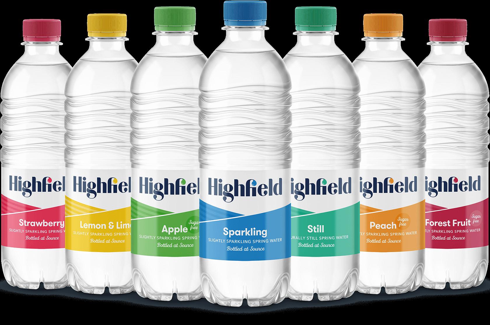 Highfields Drinks Range